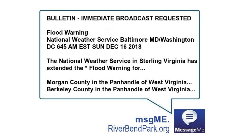 BULLETIN – IMMEDIATE BROADCAST REQUESTED Flood Warning